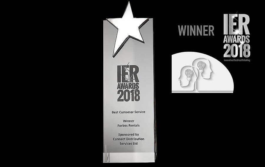 Innovative Electrical Retailing Awards logo 2018