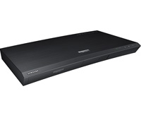 4K Ultra HD Blu-Ray Player (Black)