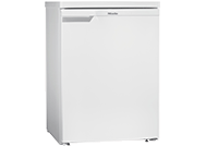 Freestanding White Larder Fridge