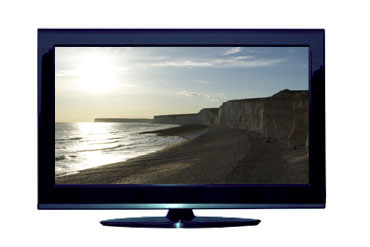 Quality Refurbished  22″ LCD TV with Freeview