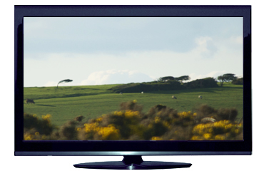 Quality Refurbished  37″ LCD TV with Freeview