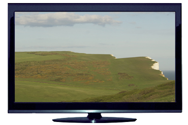 Quality Refurbished 50″ LCD TV with Freeview