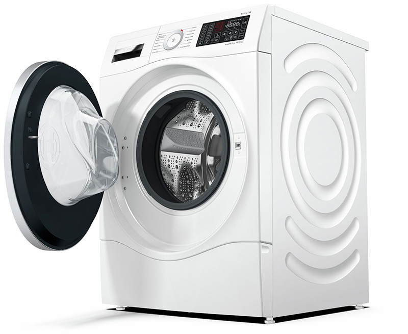 Bosch Bosch Serie 6 I Dos Wat286h0gb Wi Fi Connected 9kg