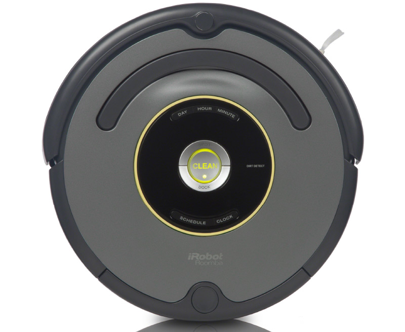 irobot roomba 651 schedule vacuum cleaning robot grey f donald forbes co ltd t a forbes. Black Bedroom Furniture Sets. Home Design Ideas