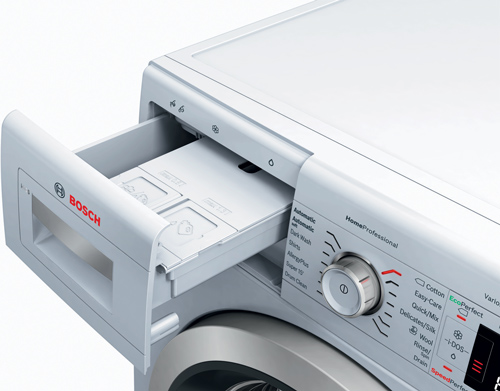 Bosch i-DOS, open drawer