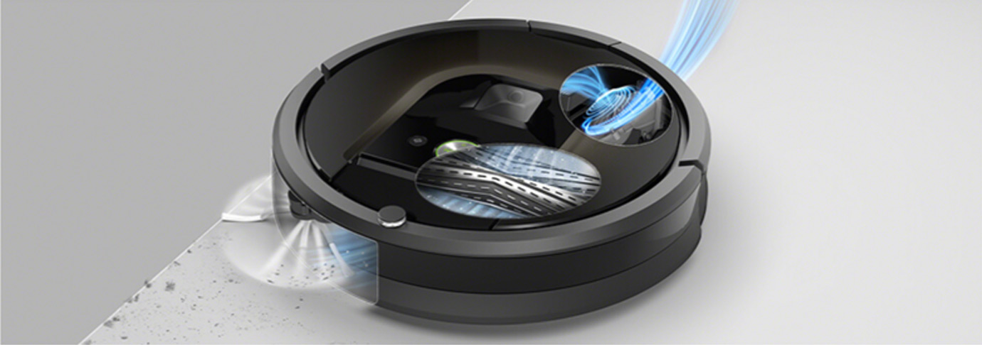 iRobot Roomba cleaning system