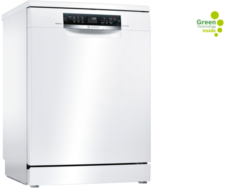 PerfectDry dishwasher, Green Technology inside