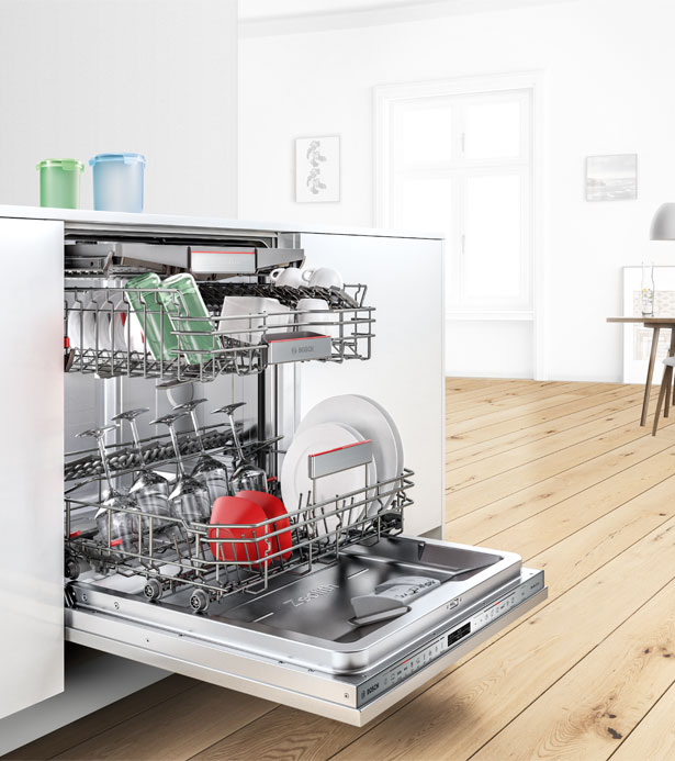PerfectDry dishwasher