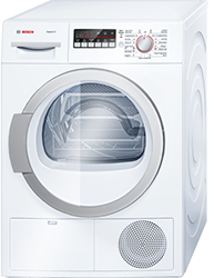 Bosch WTB86590 Condensor Tumble Dryer