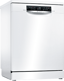 PerfectDry Zeolith 60cm Dishwasher – White – A+++ Rated