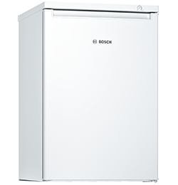Bosch Serie 2 Undercounter Freezer – White – A++ Rated