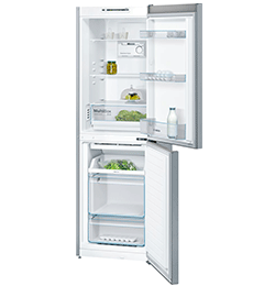 50/50 Frost Free Fridge Freezer – Stainless Steel – A++ Rated