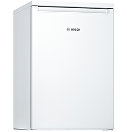 Bosch Serie 2 Undercounter Fridge with Ice Box – White – A++ Rated