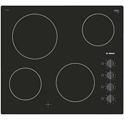 Built-in Ceramic Electric Hob – Black
