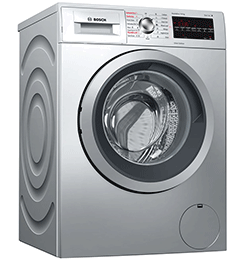 7Kg / 4Kg 1500 Spin Washer Dryer – Silver – A Rated