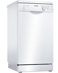 Bosch Serie 2 SPS24CW00G Slimline 45cm Dishwasher ‐ White ‐ A+ Rated