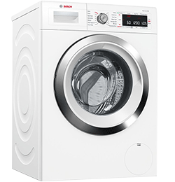 9Kg 1600 Spin Washing Machine – White – A+++ Rated