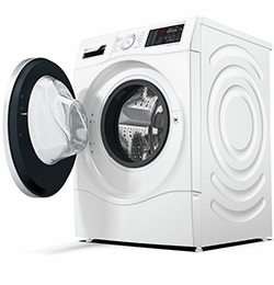 10Kg / 6Kg 1400 Spin Washer Dryer – White – A Rated