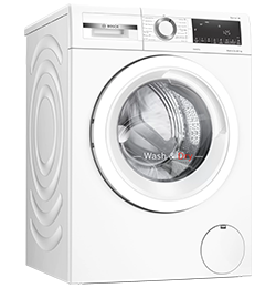 Serie 4 8Kg / 5Kg Washer Dryer – White – E Rated