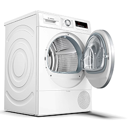 8Kg Heat Pump Tumble Dryer – White – A++ Rated