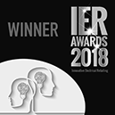 IER Awards Winner 2018