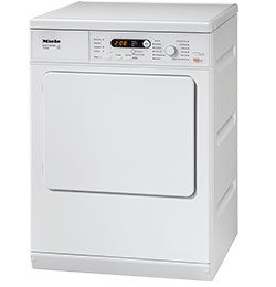 7Kg Vented Tumble Dryer – White – C Rated