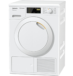 8Kg Eco Heat Pump Tumble Dryer – White – A++ Rated