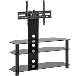 TV Stand for up to 65″ – Black