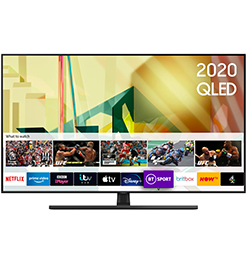 55″ Smart 8K Quantum HDR Neo QLED TV with Bixby, Alexa & Google Assistant – Black – G rated