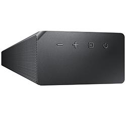 Sound+ All in One Smart Soundbar – Black