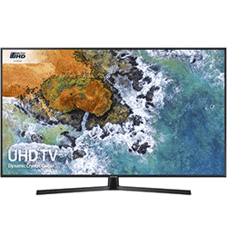 43″ 4K Ultra HDR Smart LED TV with Freeview HD and Freesat & TVPlus – Black – A Rated