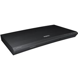 4K Ultra HD Blu-Ray Player (Black)