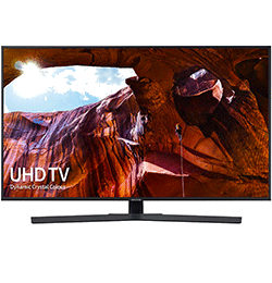 Samsung 43″ 4K Ultra HDR Smart LED TV