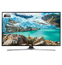 55″ 4K UHD Smart LED TV