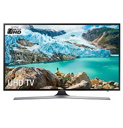 55″ 4K UHD Smart LED TV