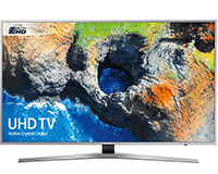 65″ 4K Ultra HD HDR Smart TV – Silver – A Rated