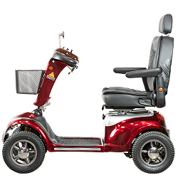 8mph heavy duty Mobility Scooter