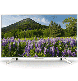 43″ 4K Ultra HD HDR Smart LED TV with Freeview Play – Black – A Rated