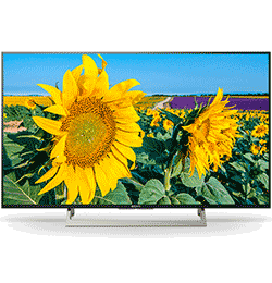 43″ 4K Ultra HD HDR Smart Android LED TV with Freeview HD & Youview – Black – A Rated