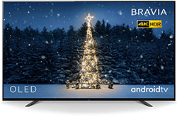 Sony KD65A8 65″ 4K Ultra HD HDR Smart OLED Android TV with Dolby Vision and Google Assistant – Black – A Rated