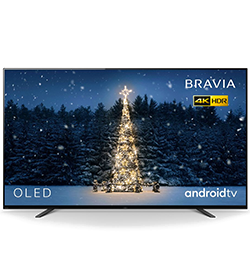65″ 4K Ultra HD HDR Smart OLED Android TV with Dolby Vision and Google Assistant – Black – A Rated
