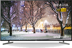 43″ 4K Ultra HD Smart Android TV with Dolby Vision and Google Assistant – Black – A Rated