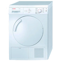 6Kg Condenser Tumble Dryer – White – C Rated