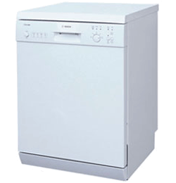 12 Place Standard 60cm Dishwasher – White – A+ Rated