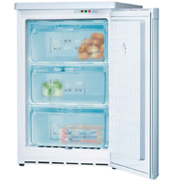 Under Counter Freezer – White – A+ Rated