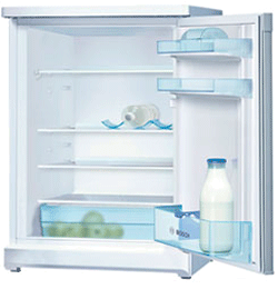 Under Counter Fridge – White – A+ Rated