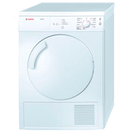 6Kg Tumble Dryer– White – C Rated