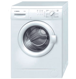 6Kg 1200 Spin Washing Machine – White  – A Rated