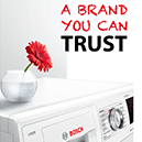Bosch Washing Machine - Bosch Trusted Service