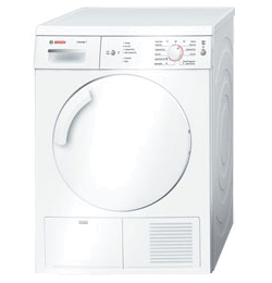 7Kg Condenser Tumble Dryer – White – B Rated